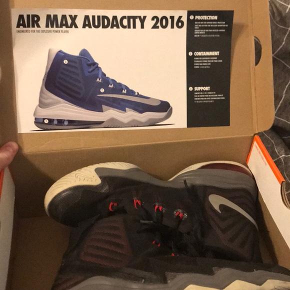 Nike Air Max Audacity 2016